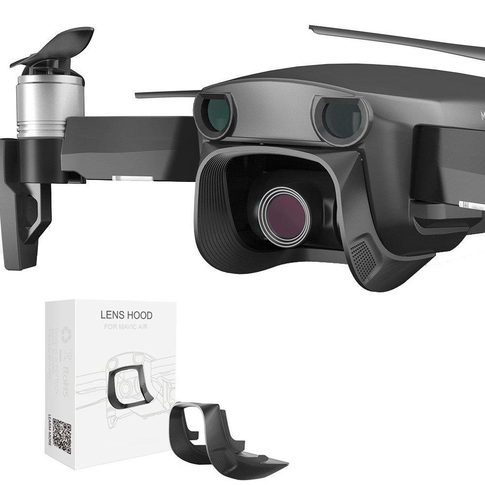 bescita PGY Gimbal Objektiv Sun Hood Shade Blendschutz für DJI Mavic 2 Pro Drone Quadcopter Zubehör