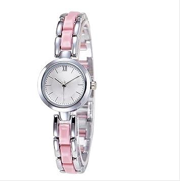Reloj Para Mujer Esfera Pequeña Con Diamantes Reloj Con ...