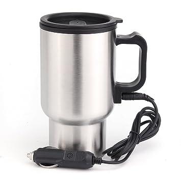 Calentador eléctrico auto del agua del pote de la taza del coche de la caldera del