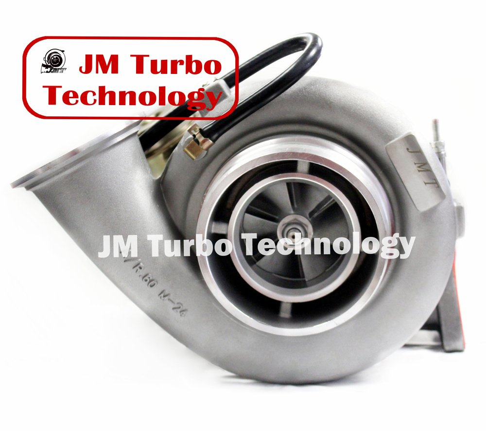 Detroit Series 60 127l Turbocharger With Wastegate Volvo 240 Fuel Filter Location Actuator Brand New Turbo Automotive
