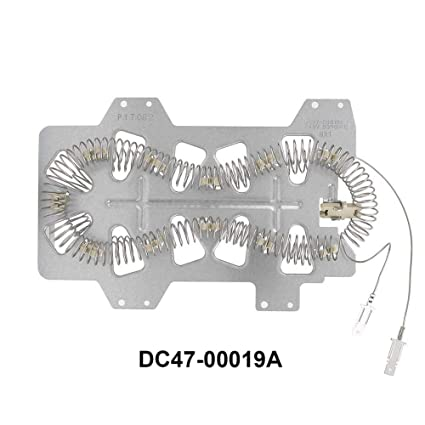 DC47-00019A Dryer Heating Element Compatible for Samsung