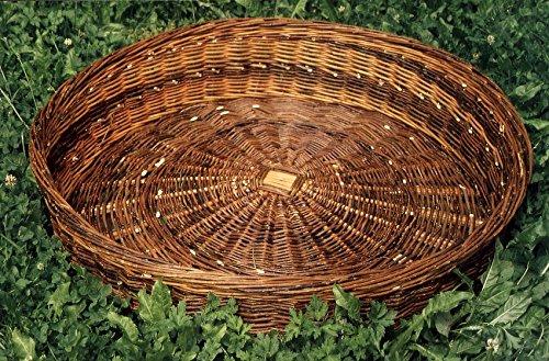 Nistkorb aus Weidengeflecht D 110 cm