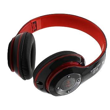 Subtop Auriculares inalámbricos Plegables con Bluetooth para teléfonos Móviles, TV, PC, Ordenador Portátil: Amazon.es: Electrónica