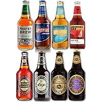 Cervezas Shepherd Neame Legacy Collection 8 Pack. Varios estilos, Importadas del Reino Unido.