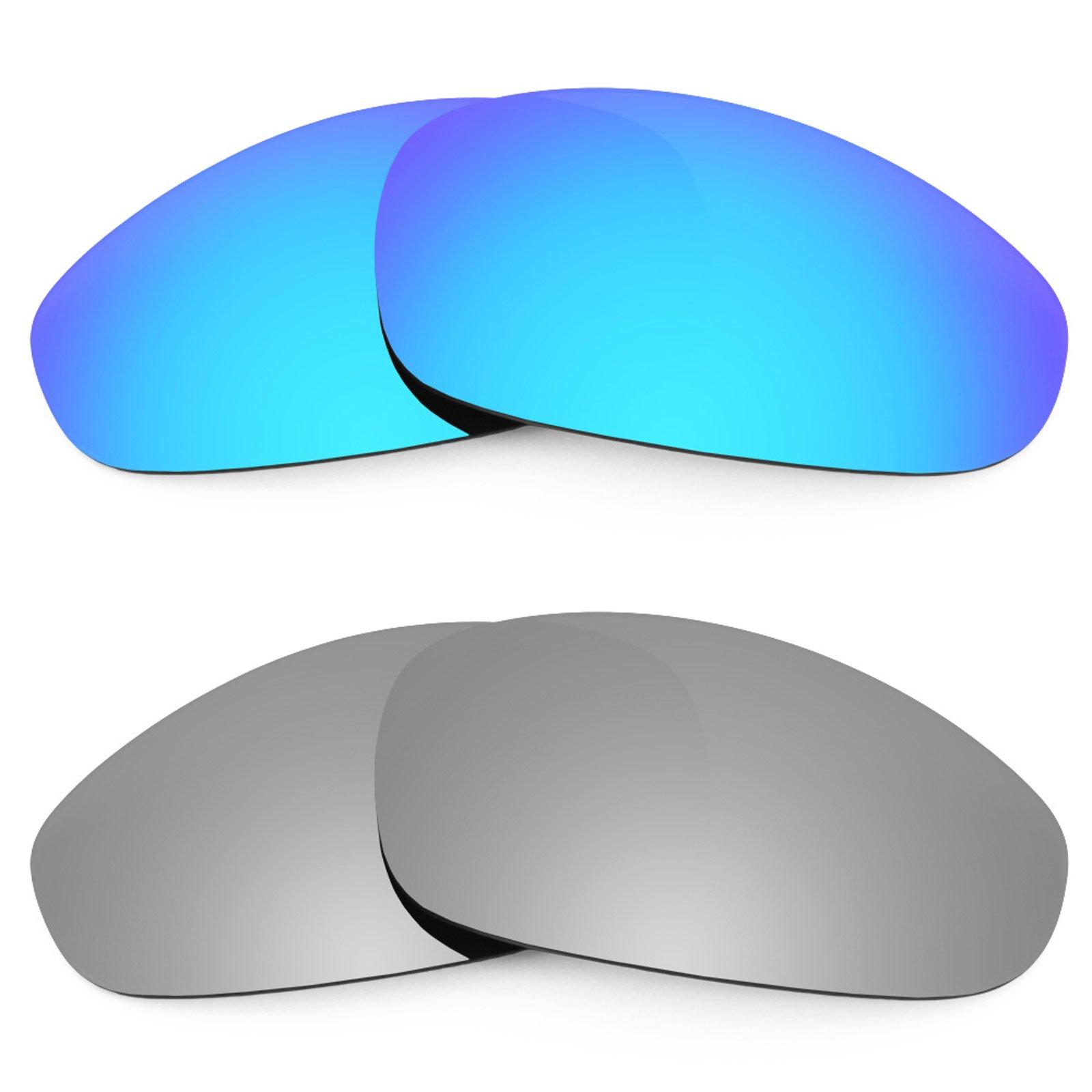 Revant Replacement Lenses for Oakley Juliet 2 Pair Combo Pack K004