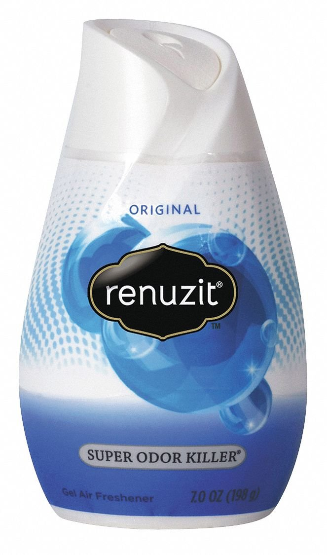 Air Freshener, Size 7.0 oz, PK12 by Renuzit