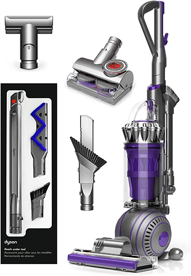 Dyson Ball Animal 2 aspiradora Vertical HEPA, garantía del Fabricante (Alcance Extra bajo Paquete de Herramientas): Amazon.es: Hogar