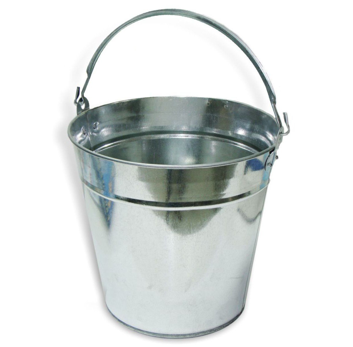 Silbor - Cubo galvanizado 12 L. IMARFE