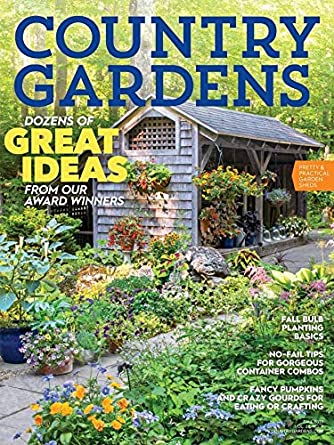 Country Gardens Amazon.com Magazines
