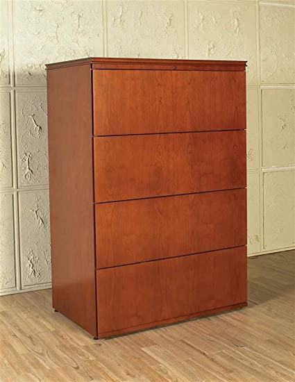 Amazoncom High Point Furniture Forte 4 Drawer Lateral File Cabinet