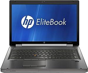 "HP EliteBook 8760w 17.3"" Mobile Workstation Notebook - B2A84UT"