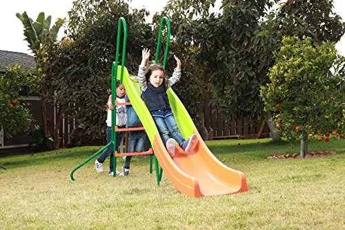 Outdoor Toys For Girls : Slidewhizzer ft water wavy slide outdoor playset and toys for