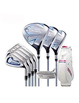 HDPP Club De Golf Golf Hierros 525 Palos De Golf con Eje De ...