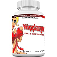 NIPPLARGER Nipple Enlargement, Breast Enlargement, Skin Tightening – Enjoy Larger...
