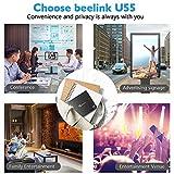 Beelink U55 Mini PC Windows 10 Pro, Intel Core