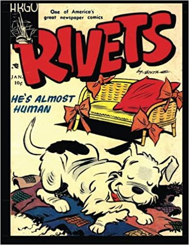 Book Rivets 1: One of America's great Newspaper Comics 1956