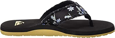Oferta amazon: Quiksilver Monkey Abyss, Zapatos de Playa y Piscina Hombre, Negro (Black/White/Black Xkwk), 46 EU Talla 46 EU