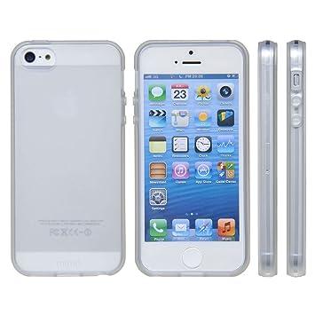 97f6781fd9 Amazon | mtmd decolor tpuハードシリコン iphone SE/5/5sケース ...