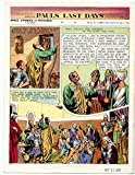 #6: Bible Stories in Pictures #34 Part 3 May 9 1954 Pauls Last Day