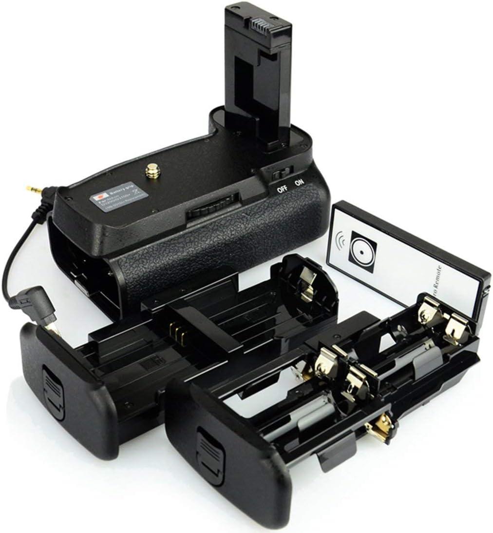 DSTE IR Remote MB-D31 Batteriegriff 2x EN-EL14 Batterie USB ...