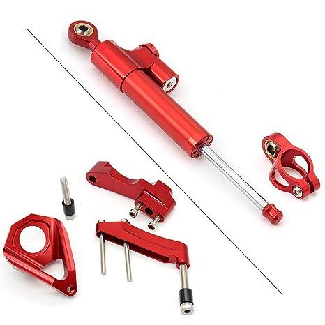 2001-2004 03 Steering Damper stablizer w// Bracket mount for Suzuki GSXR 1000