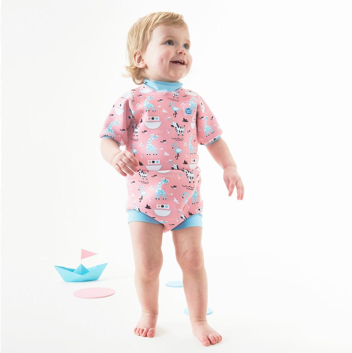 Splash About Happy Nappy Combinaison de plong/ée Enfant