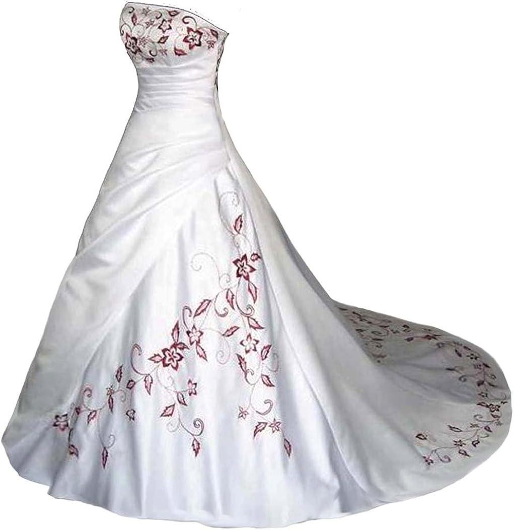 Red And White Bridal Dress Off 71 Felasa Eu