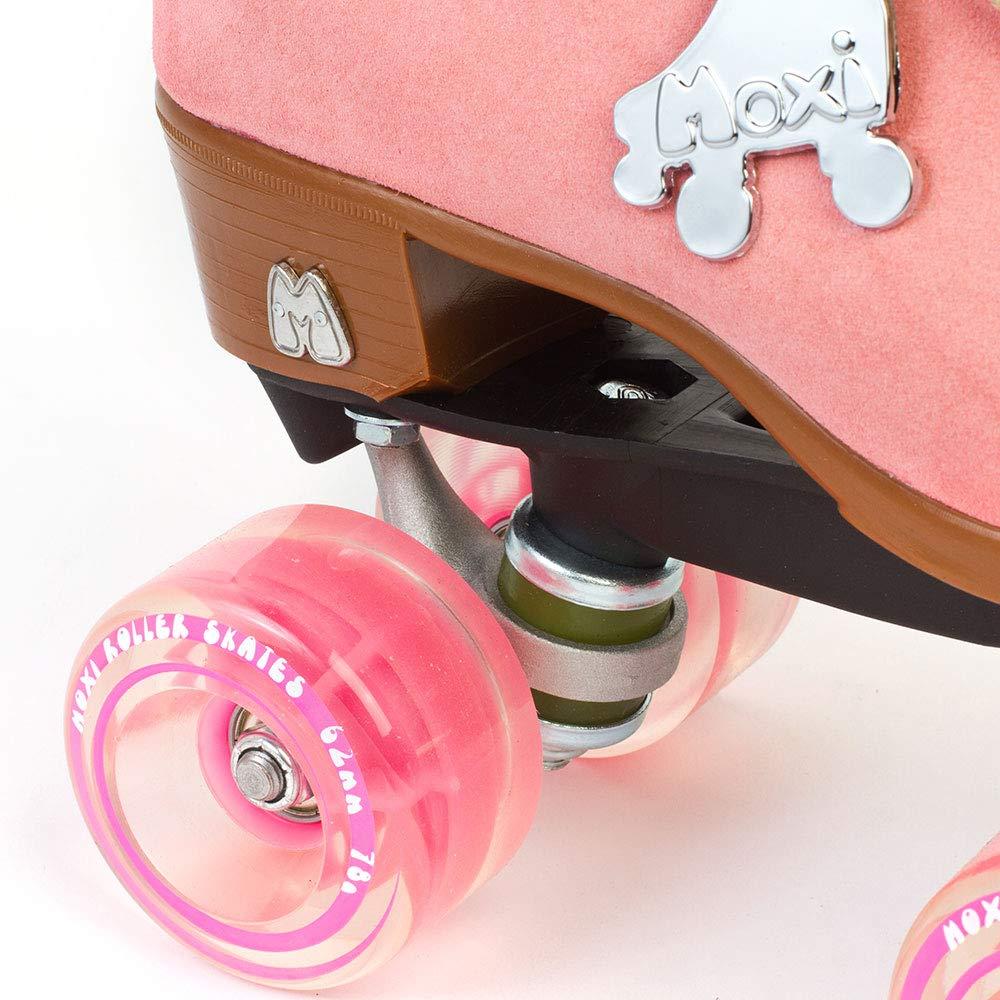 Moxi Roller Skates Lolly Roller Skates,Pink,4 by Moxi (Image #5)