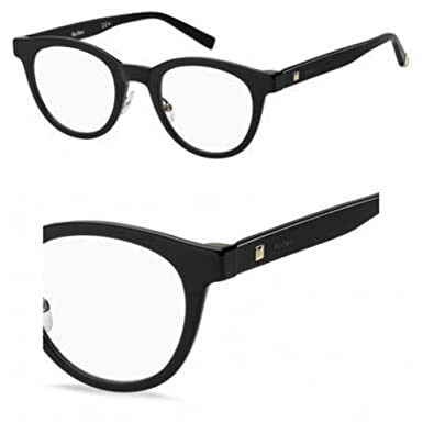 34981fb96 Image Unavailable. Image not available for. Color: Eyeglasses Max Mara Mm  1334 ...