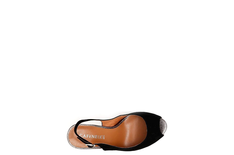 Cafènero KMB KMB KMB 516 Decolletè Open Toe Sandali Alti Donna Rossi | Di Progettazione Professionale  97f861