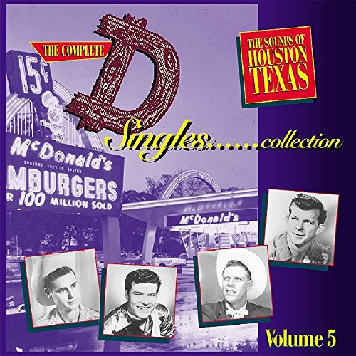 The Complete 'D' Singles Collection Vol. 5 by Various - The 'D' Singles