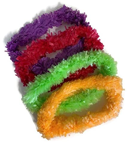 Green and Orange Garland Leis for 18 inch American Girl Dolls Dori/'s Doll Boutique Red Doris Doll Boutique Purple