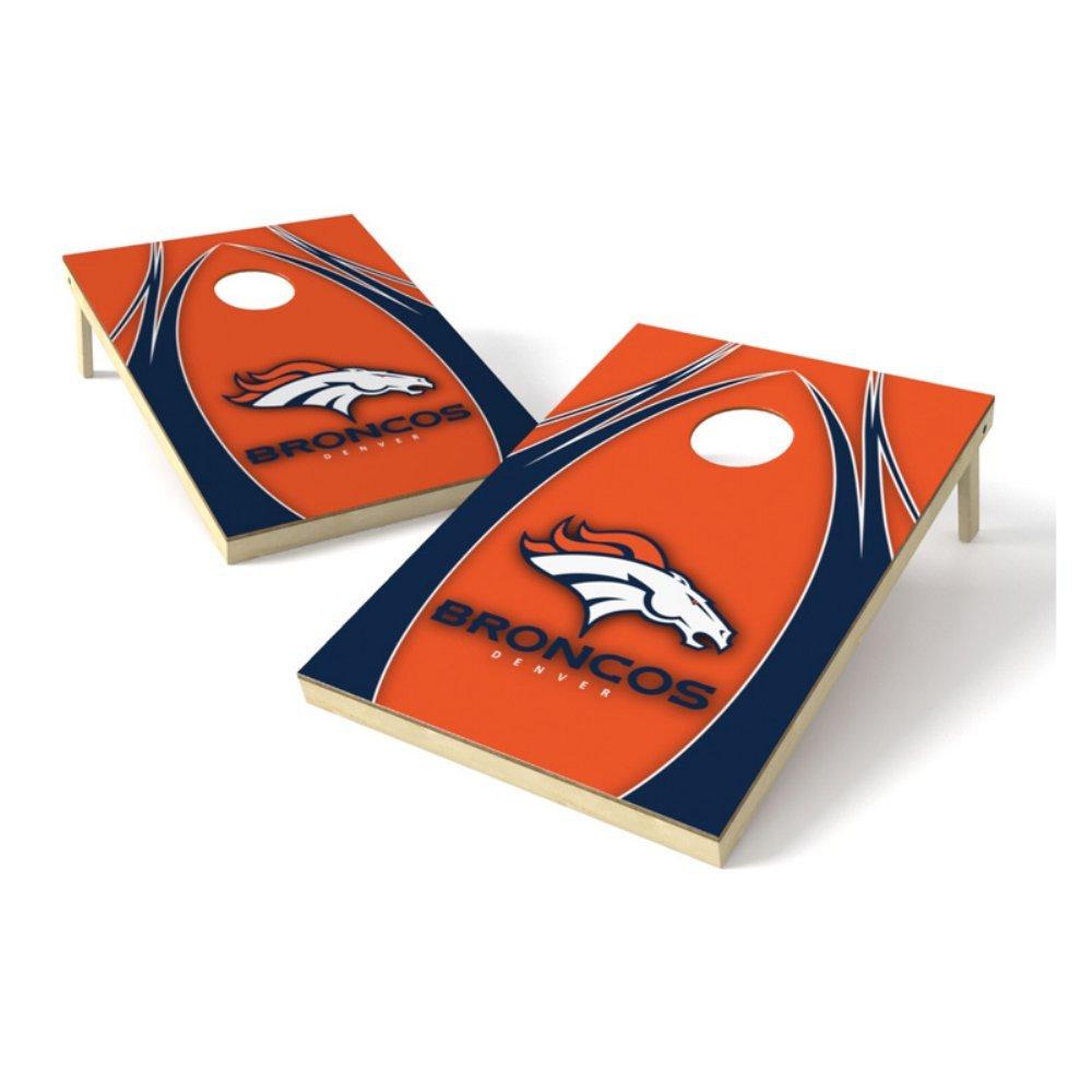 Wild Sports NFL 2 x 3 V Logo Cornhole Game Set