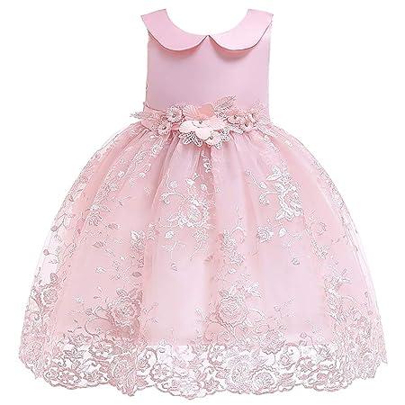 Susulv-CL Vestido de Traje de Princesa Falda de Las niñas ...