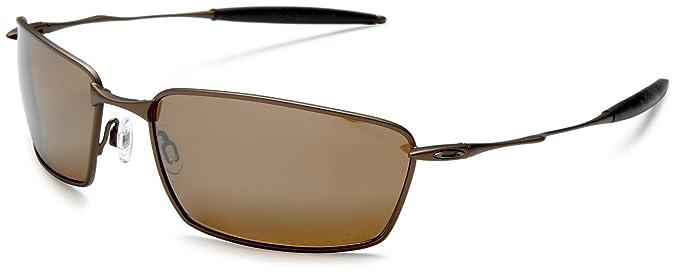 d16f441cfc9 Amazon.com  Oakley Men s Square Whisker Iridium Polarized Sunglasses ...