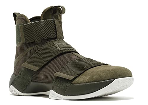 e4ab472014c Nike Lebron Soldier 10 SFG Lux Mens Style  911306-330 Size  8 M US  Buy  Online at Low Prices in India - Amazon.in