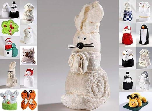 Wonderful DIY Cute Towel Bunny | 381x522