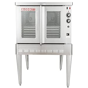 Blodgett SHO-G - Gas Convection Oven, Single Stack - Natural Gas Model