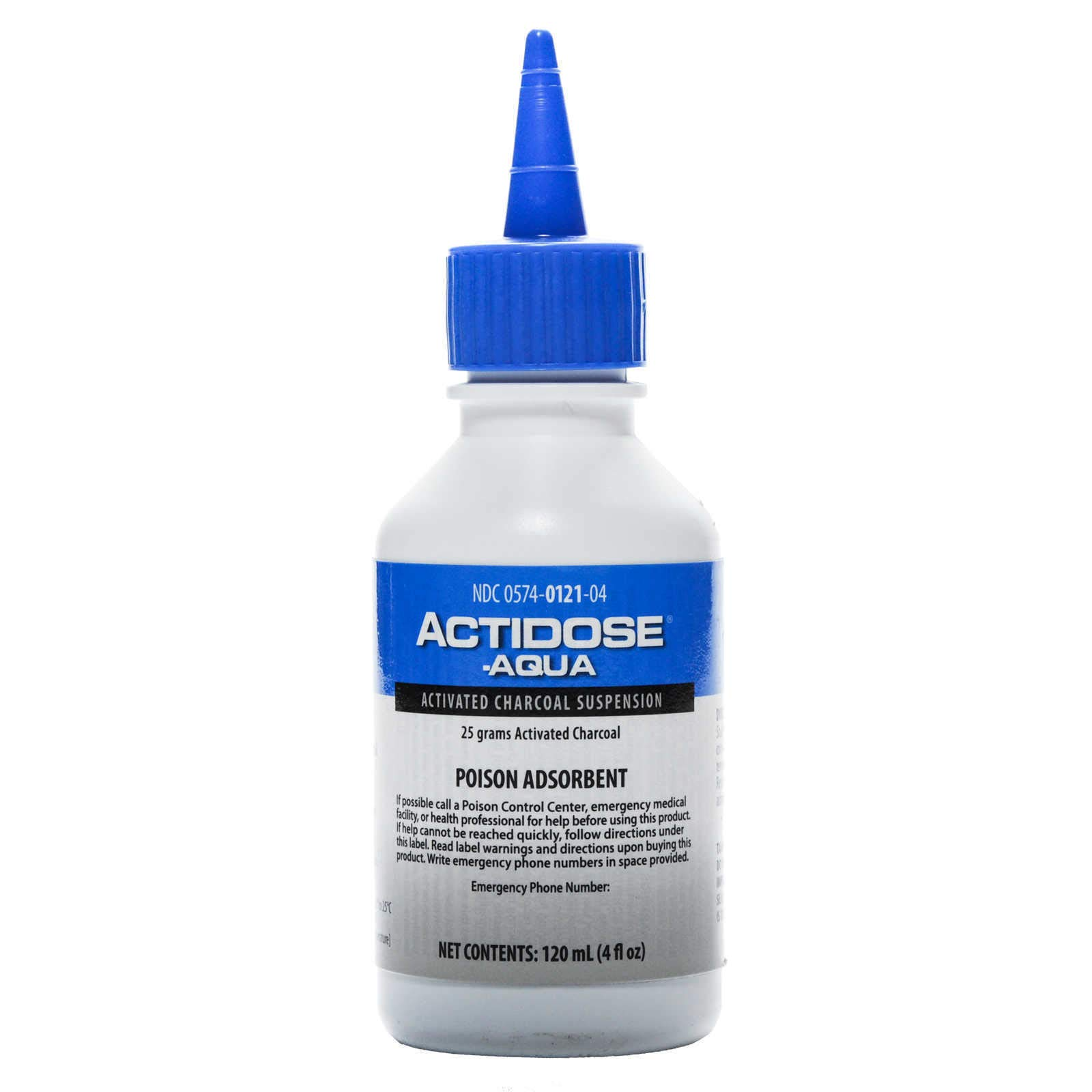 Activated Charcoal Liquid 25Gm