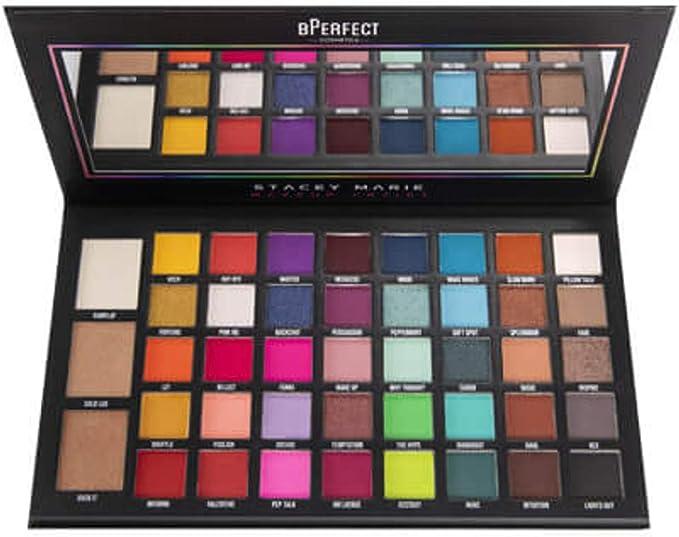 BPerfect Cosmetics Stacey Marie Carnival XL Pro Palette: Amazon.es: Belleza