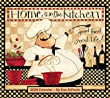 Home Is In the Kitchen 2020 Deluxe Wall Calendar