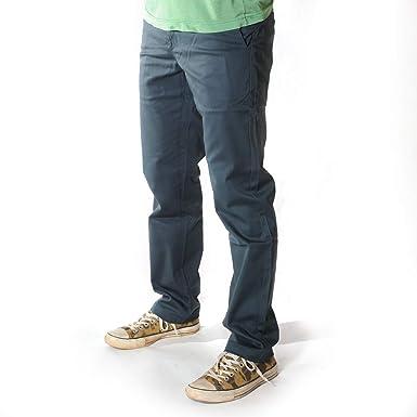 0d15d287f87 Amazon.com  Volcom Fricken Modern Stretch (Navy Green) Pants  Clothing