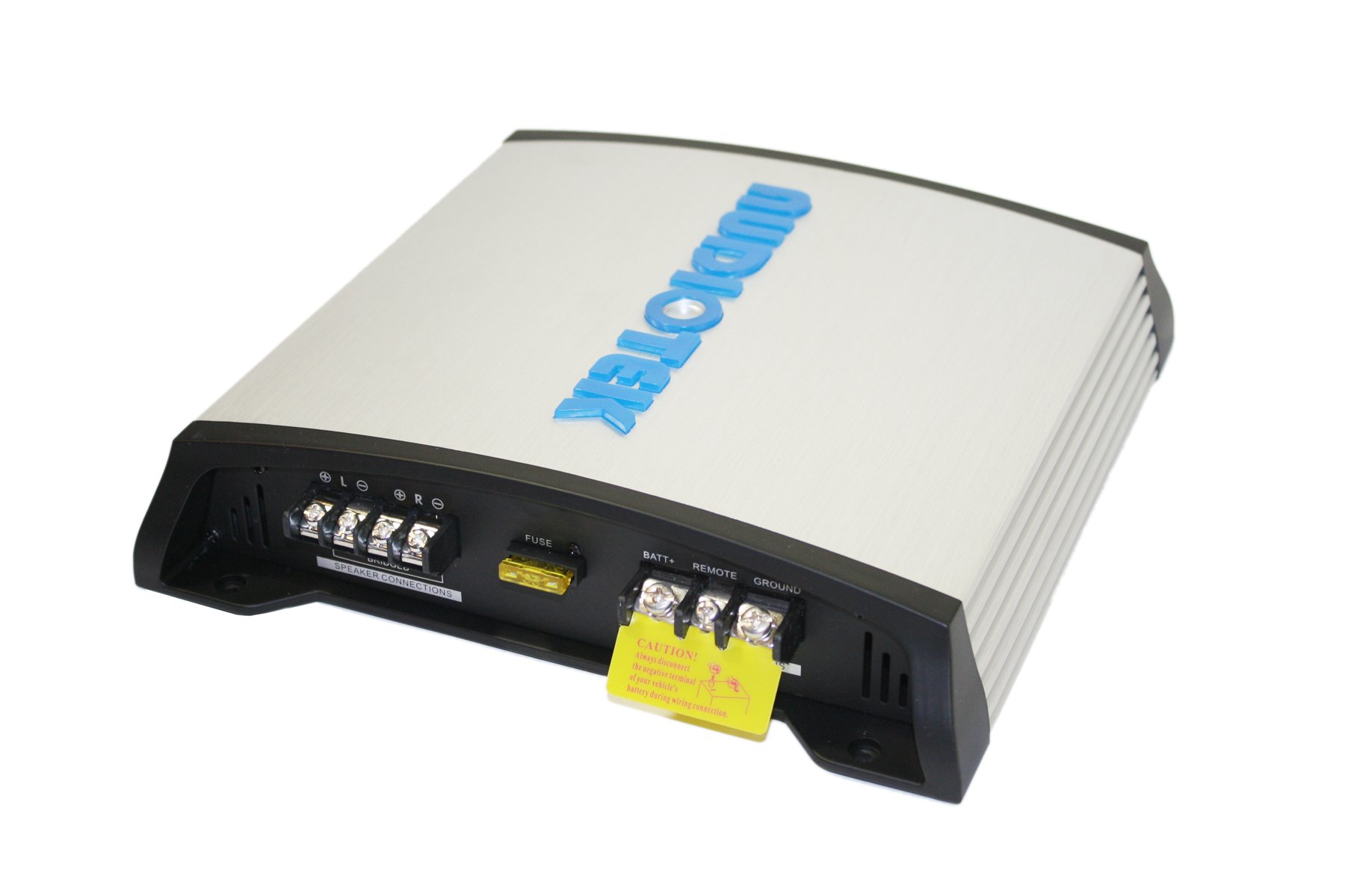 Audiotek At804S 4 Channels Class Ab 2 Ohm Stable 1000W Stereo Power Car Amplifier by Audiotek (Image #3)
