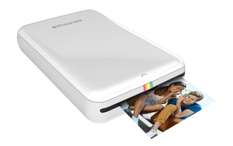 Impresora Fotográfica Bluetooth Polaroid Zip White - Tecnología ...