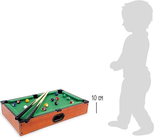 small foot company Billar de Mesa Mimi: Amazon.es: Juguetes y juegos