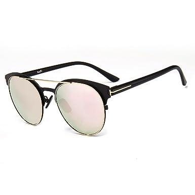 Amazon.com: Direct D1089 - Gafas de sol redondas para mujer ...