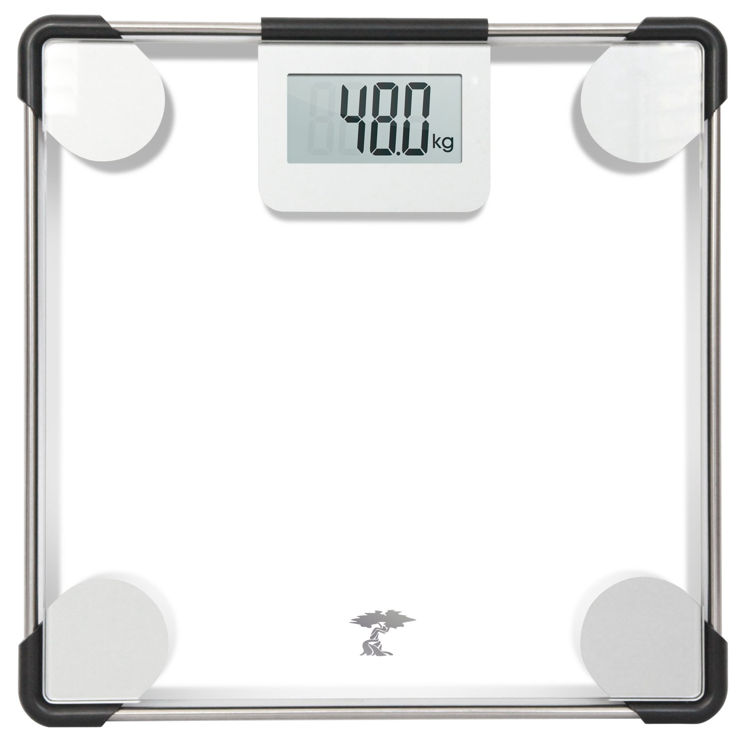 Precision Digital Bathroom Scale - Lifetime Guarantee