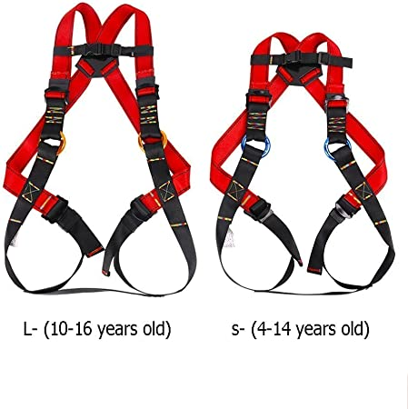 Arnés de escalada Cinturones de seguridad seguros para todo ...