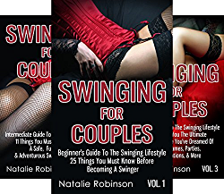 Ultimate Swingers' Guide (3 Book Series) by Natalie Robinson