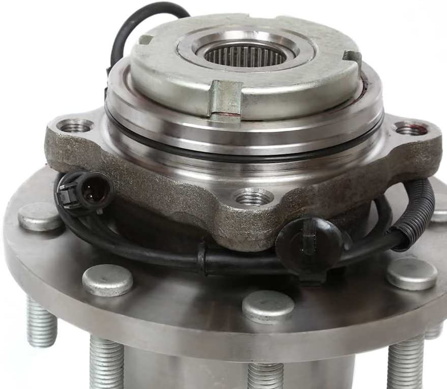 Auto Shack HB615059PR Front Pair 2 Wheel Hub Bearing Assemblies 8 Stud